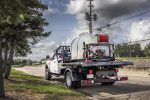 Water Tank Flatbed