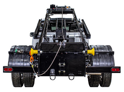 E-Series Hoist System with Bumper