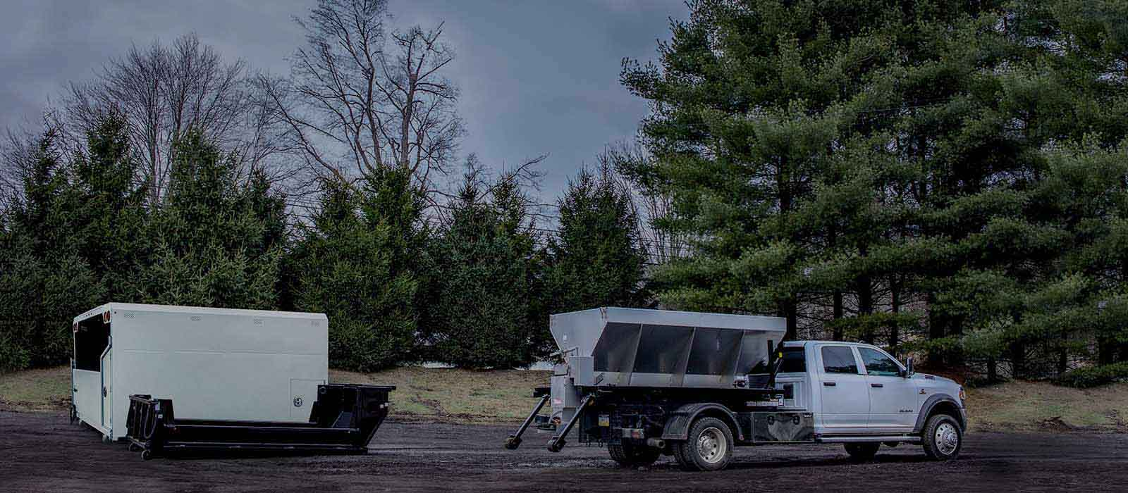 Eliminate idle, job-specific trucks by pairing a single truck with a fleet of interchangeable bodies that will provide you with the right tool for every job, every time.